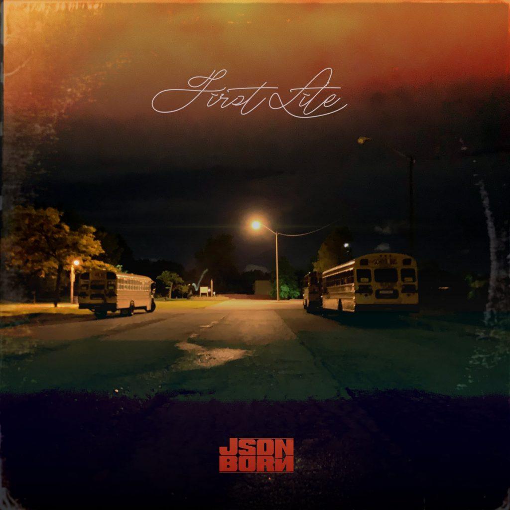 Json Born - First Light album cover