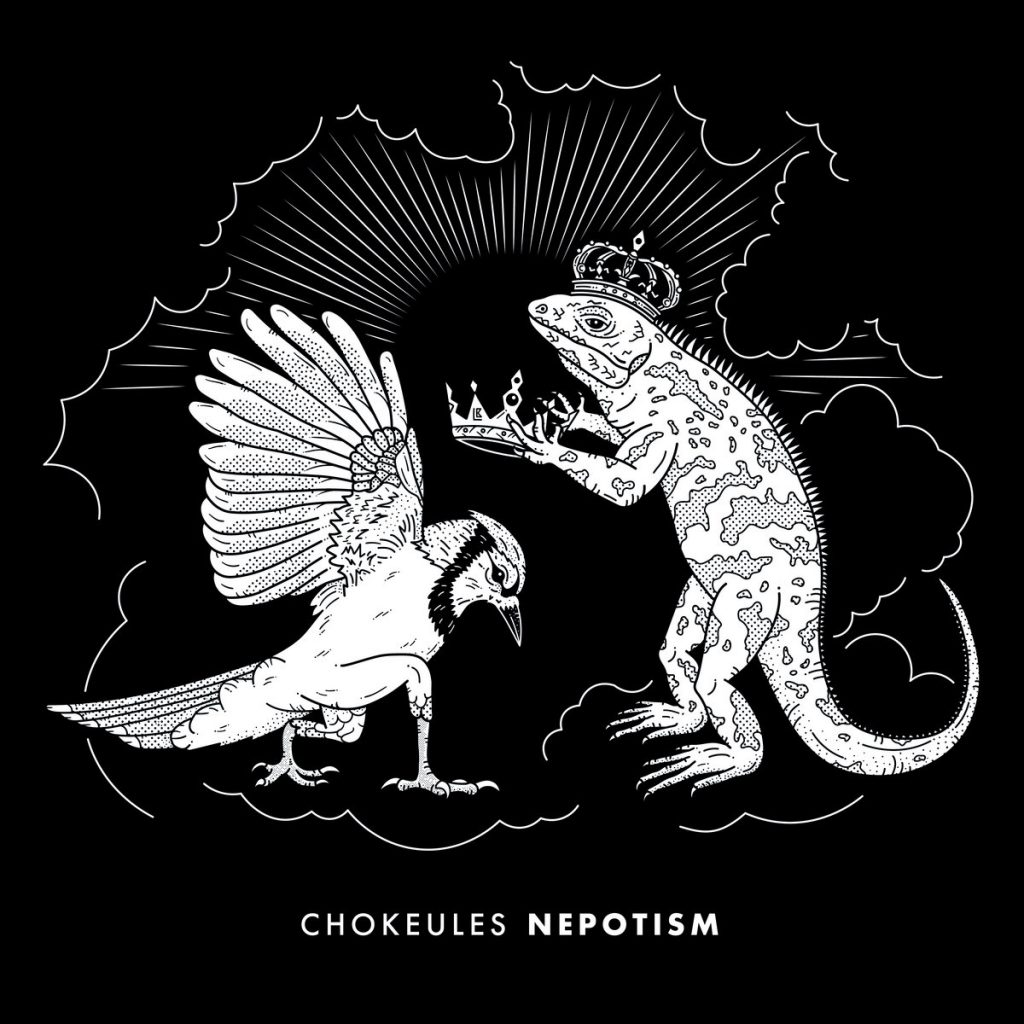 Chokeules - Nepotism album cover