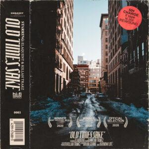 Elaquent, Killah Traks - Old Times Sake cover
