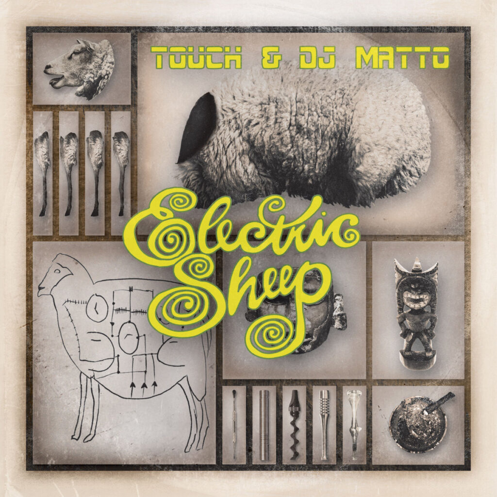 Touch & DJ Matto - Electric Sheep cover