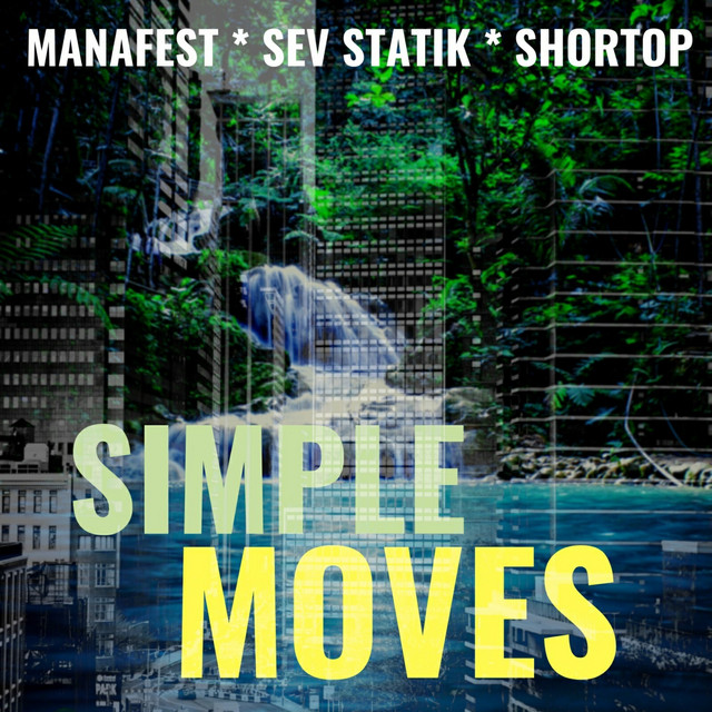 Shortop Simple Moves Cover