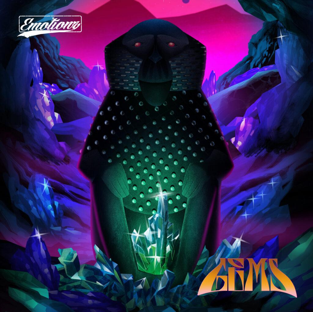 Emotionz - Gems cover