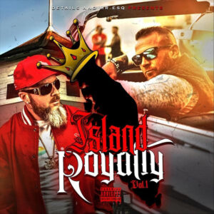 Island Royalty Vol 1 cover