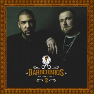 Jinx and Mike Sherm - Barber Brothers 2 cover