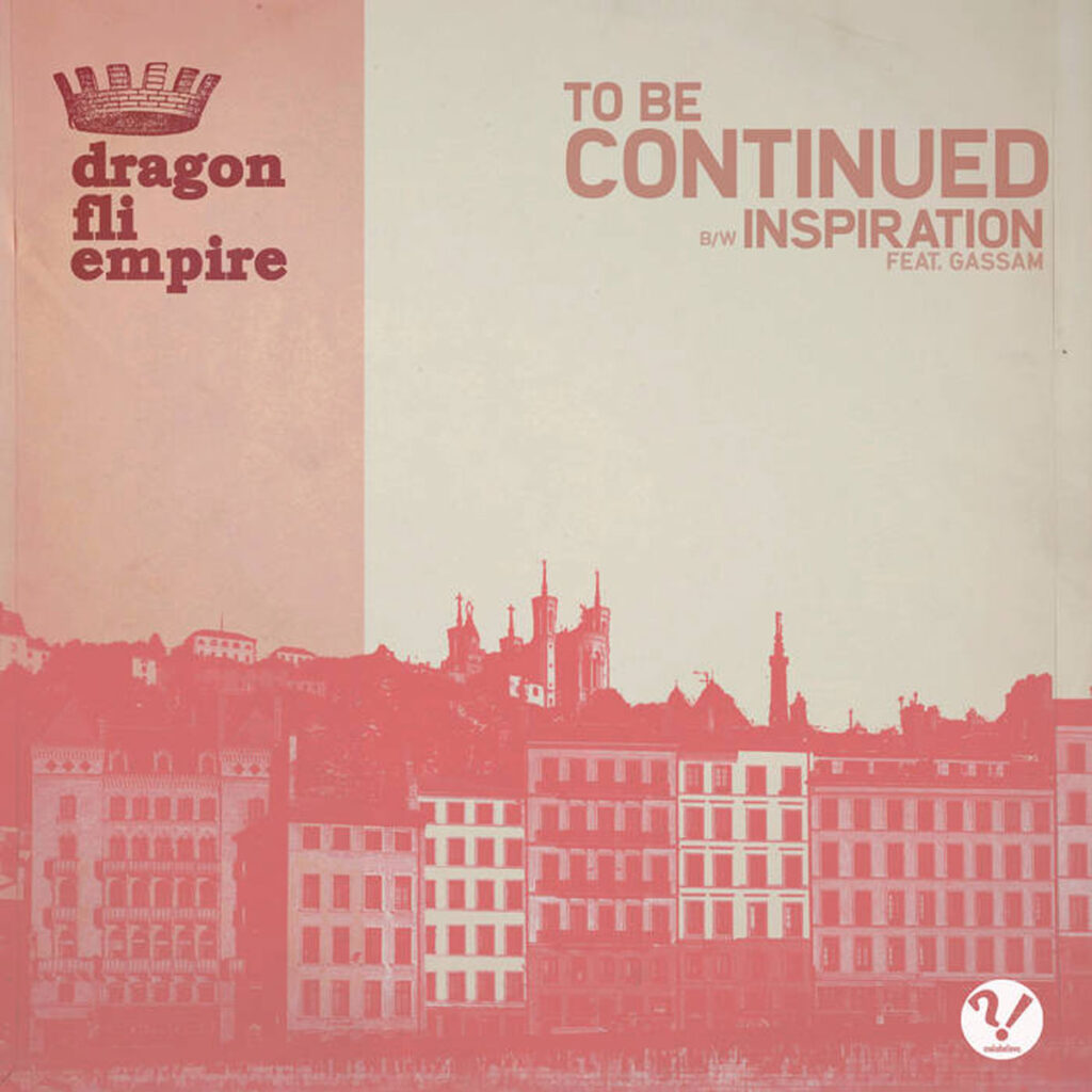 Dragon Fli Empire - To Be Continued cover