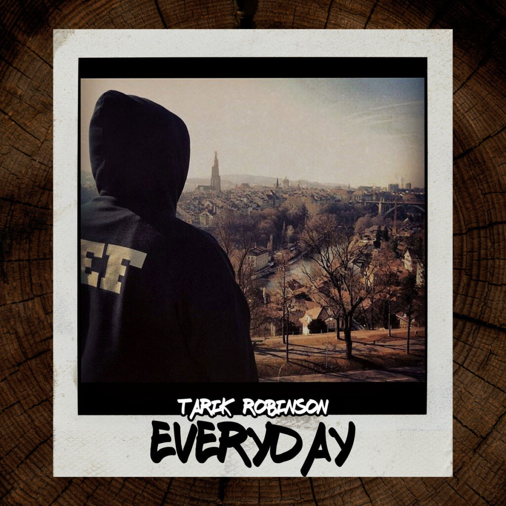 Tarik Robinson - Everyday cover