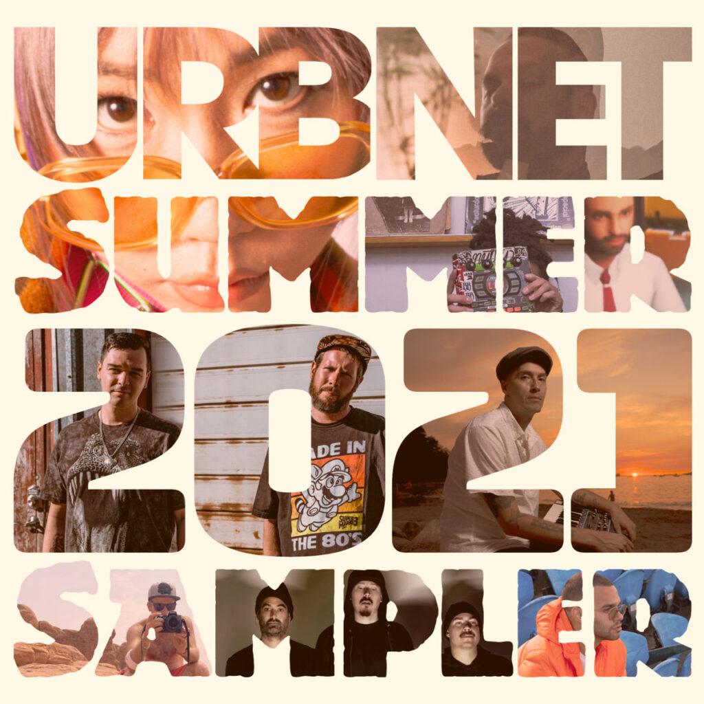 URBNET Summer Sampler 2021 cover