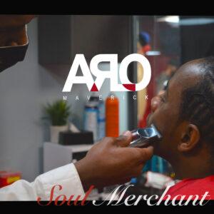 Arlo Maverick Soul Merchant album cover